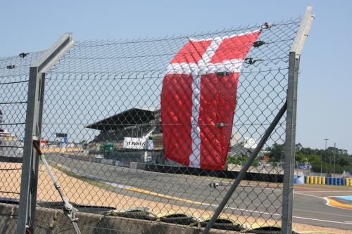 Dansk i Le Mans